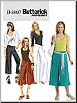 Butterick 4807 Pattern