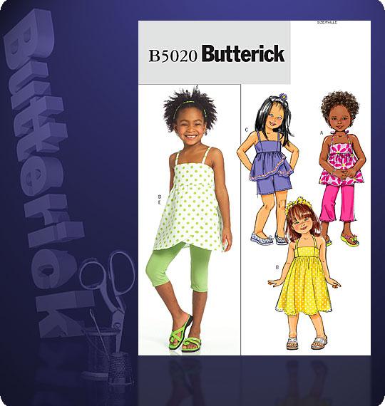 Butterick  5020