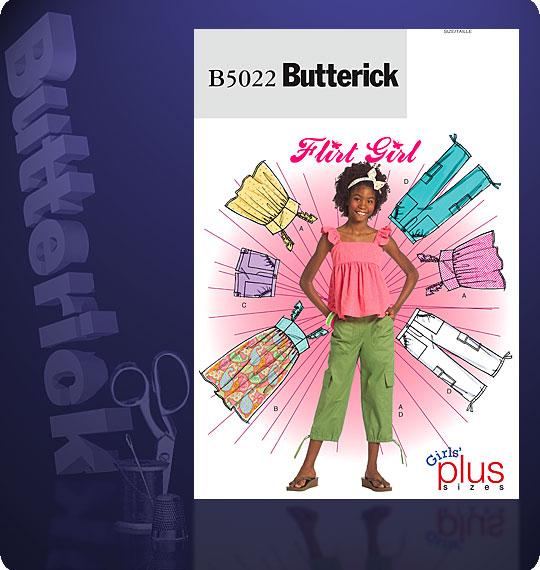Butterick  5022