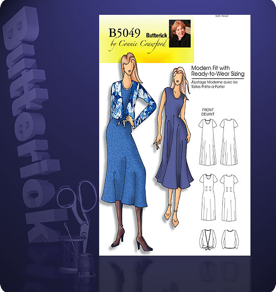 Butterick Butterick by Connie Crawford 5049