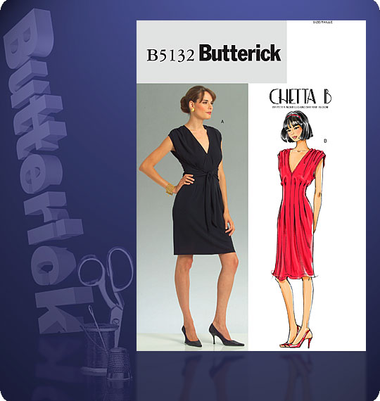 Butterick Dress 5132