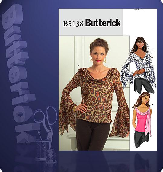 Butterick  5138