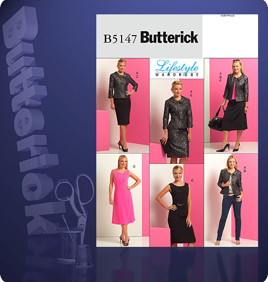 Butterick Lifestyle Wardrobe 5147