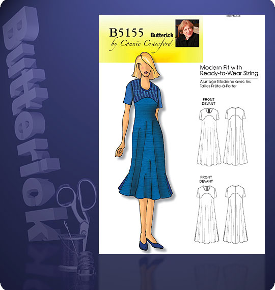 Butterick Connie Crawford 5155