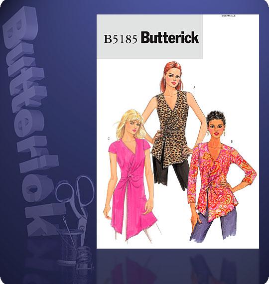 Butterick Top 5185