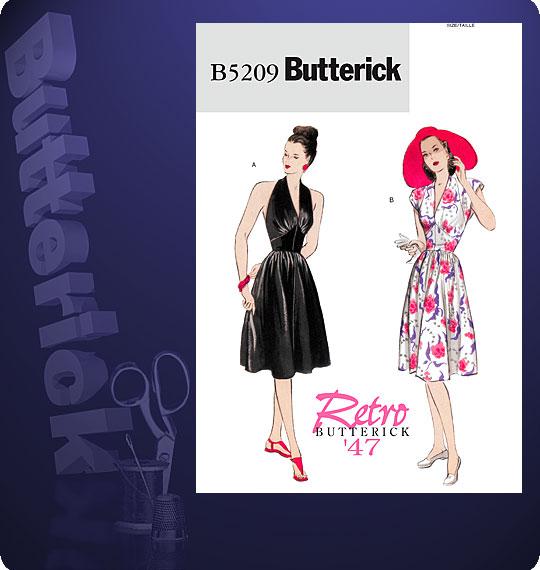 Butterick  5209