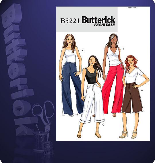 Butterick  5221