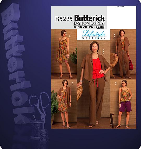 Butterick  5225