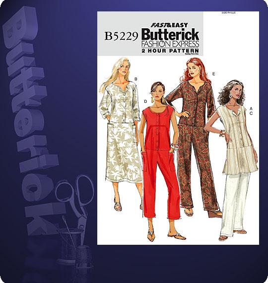 Butterick  5229