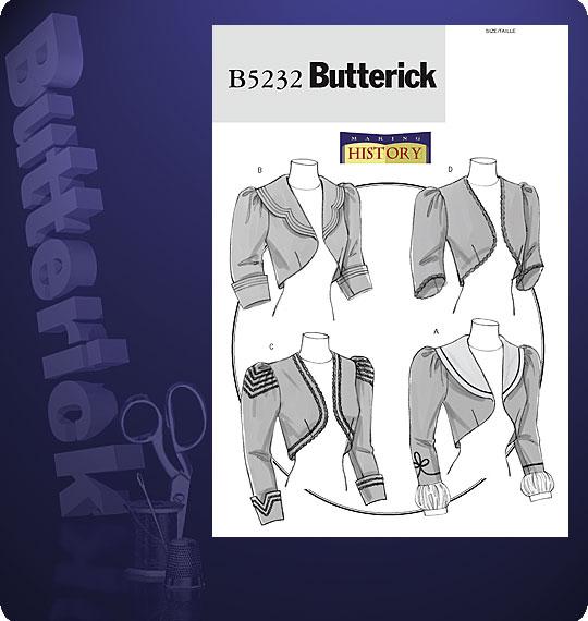 Butterick  5232