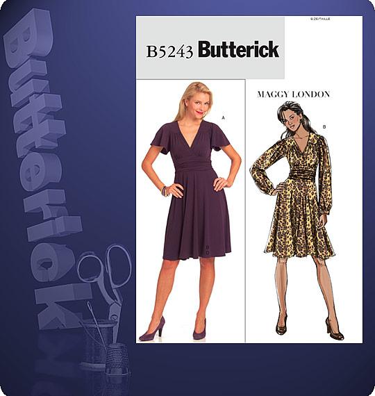 Butterick  5243