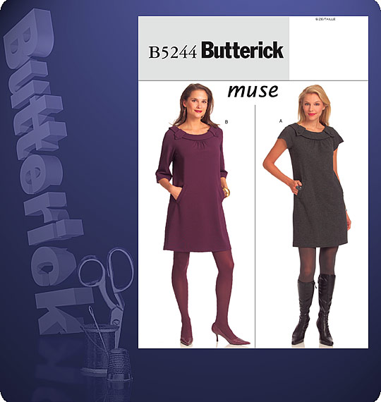 Butterick Muse 5244