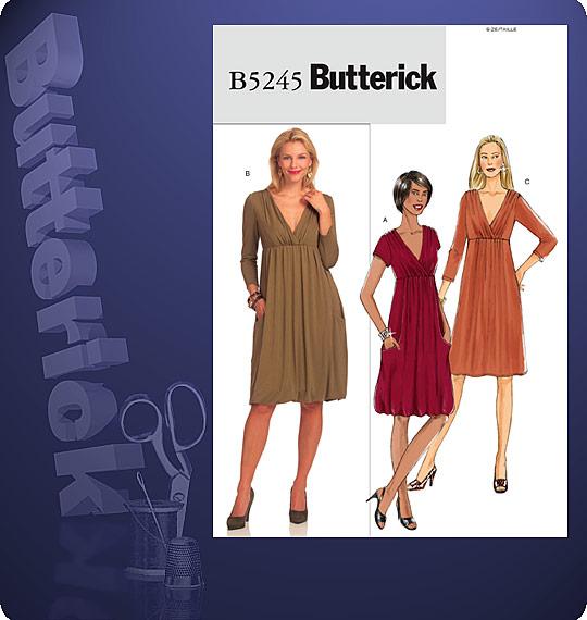 Butterick  5245