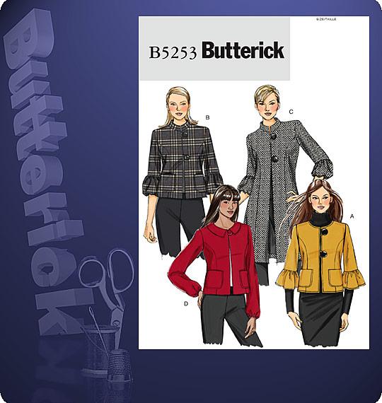 Butterick  5253