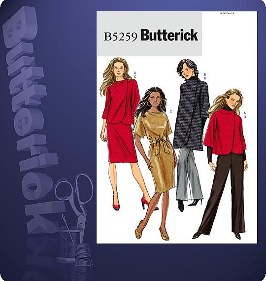 Butterick  5259