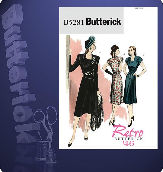 Butterick  5281