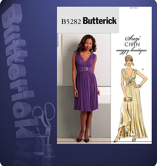 Butterick  5282