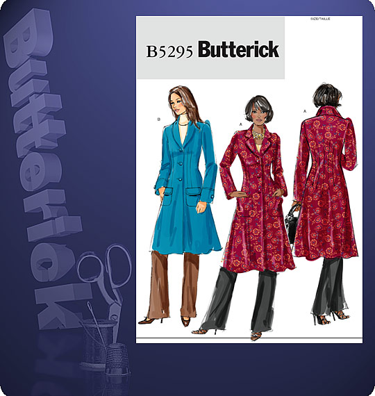Butterick Lined Coats 5295