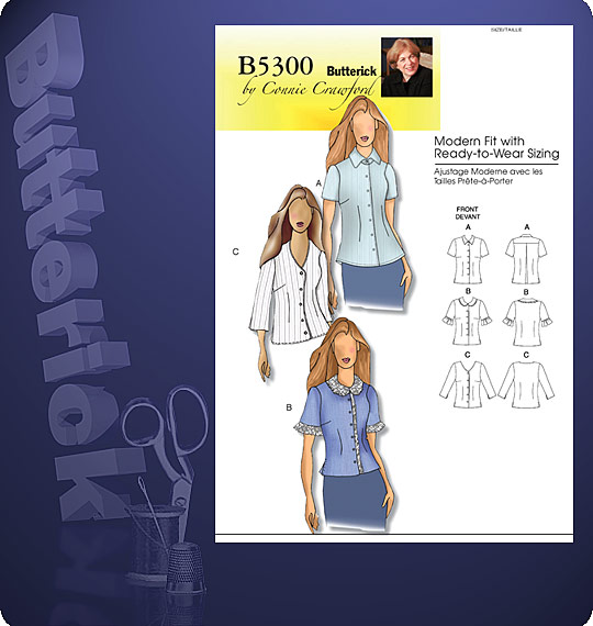 Butterick Connie Crawford 5300