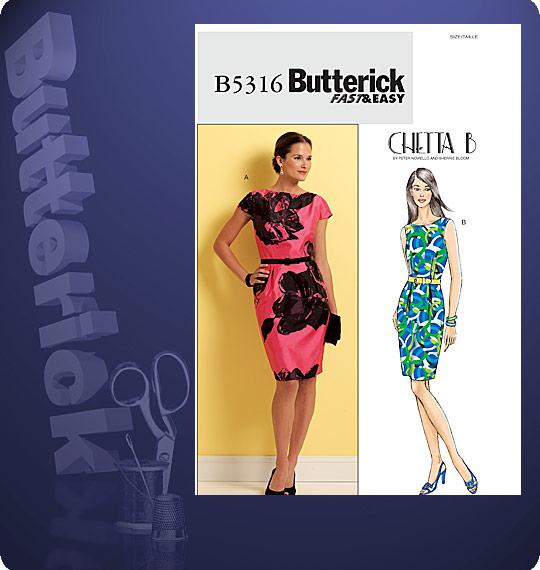 Butterick  5316