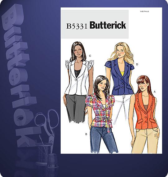 Butterick  5331
