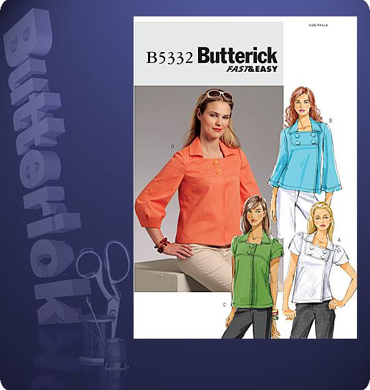 Butterick  5332