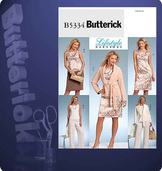 Butterick Lifestyle wardrobe 5334
