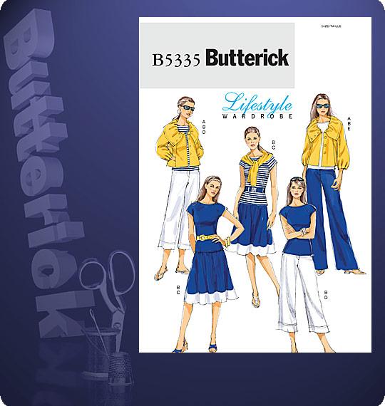 Butterick  5335