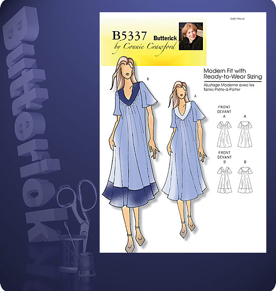 Butterick Connie Crawford 5337