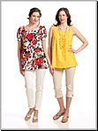 Butterick 5345 Pattern ( Size 8-10-12-14 )