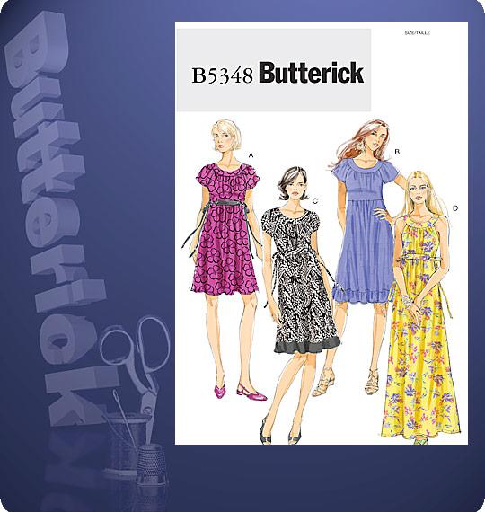 Butterick  5348