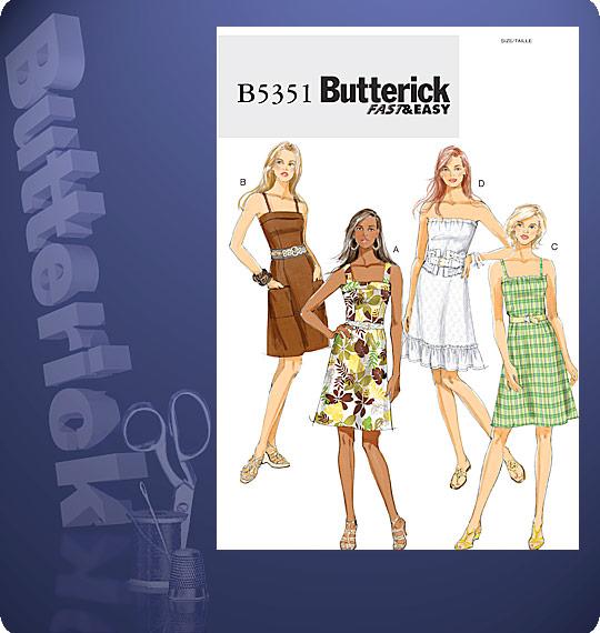 Butterick  5351