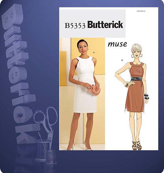 Butterick  5353
