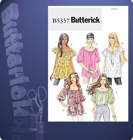 Butterick  5357