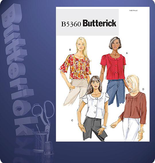 Butterick  5360