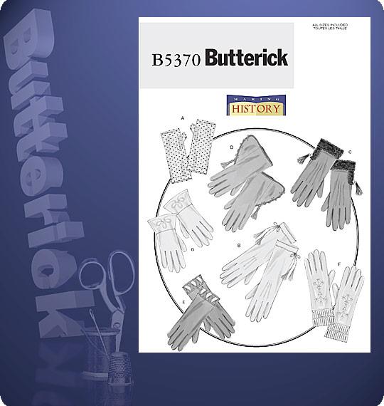 Butterick  5370