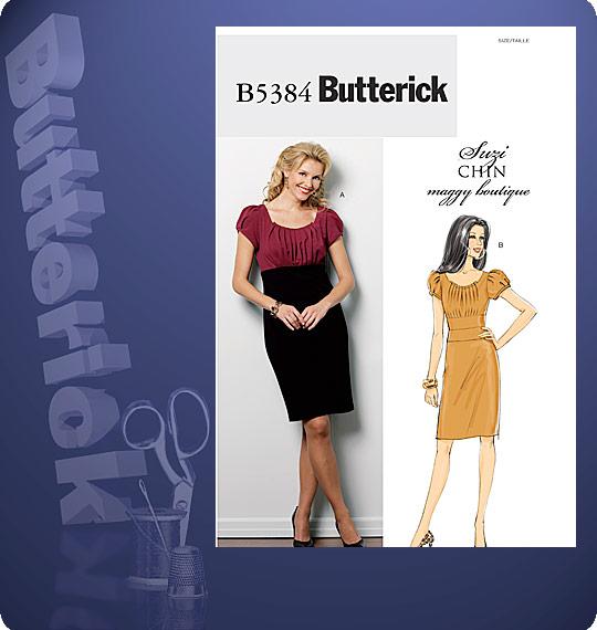 Butterick  5384