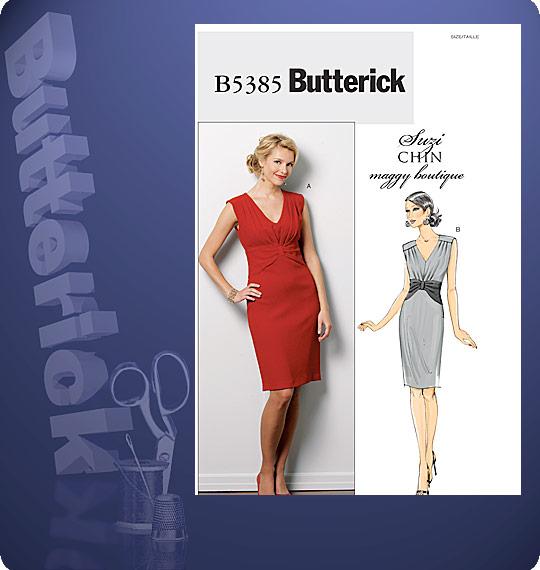 Butterick  5385