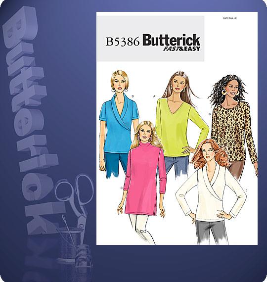 Butterick  5386