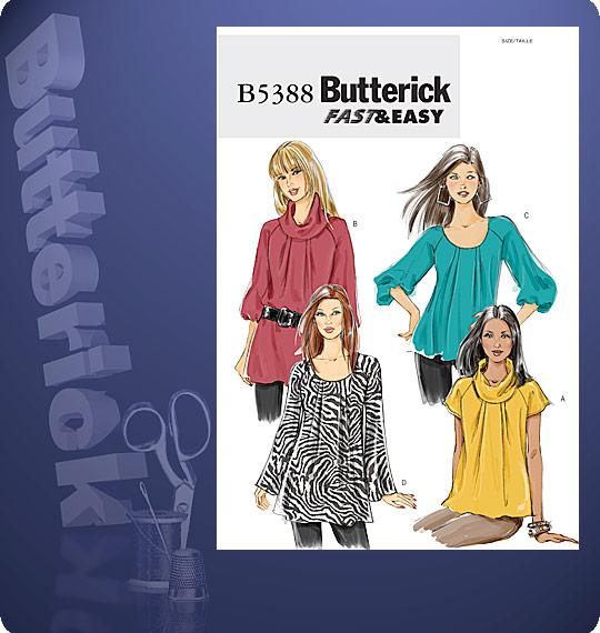 Butterick  5388
