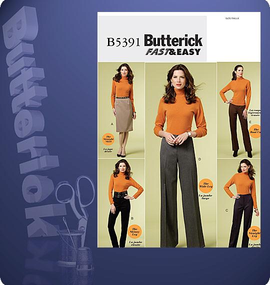 Butterick  5391