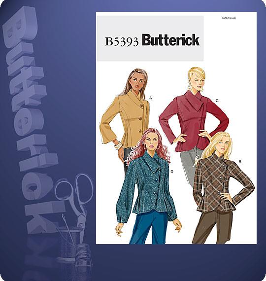Butterick  5393