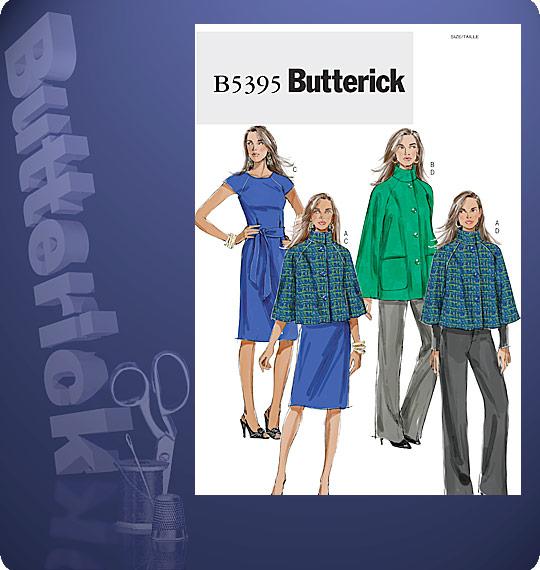Butterick  5395