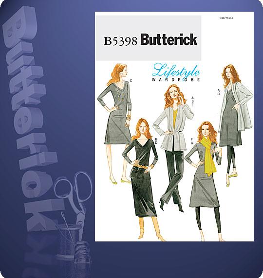 Butterick  5398