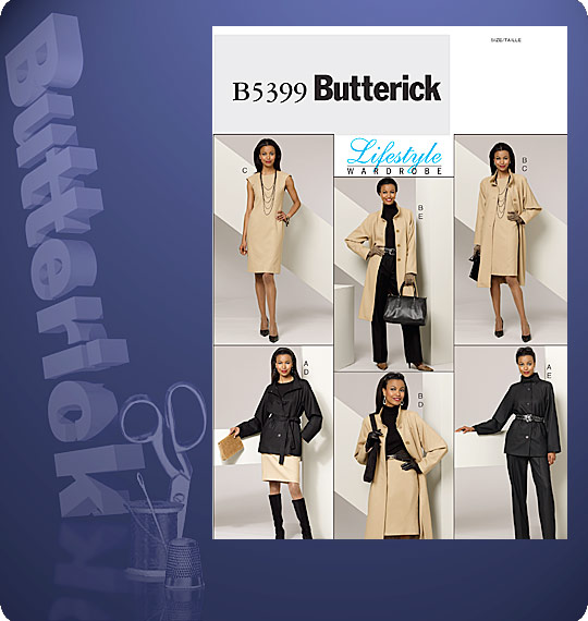 Butterick  5399