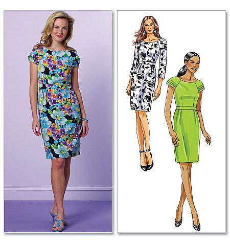 Butterick Misses'/Misses' Petite Dress 5453
