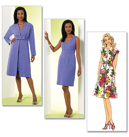 Butterick Misses' Jacket and Dress 5459
