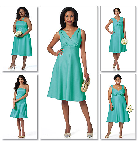 Butterick Misses'/Women's Dress 5461