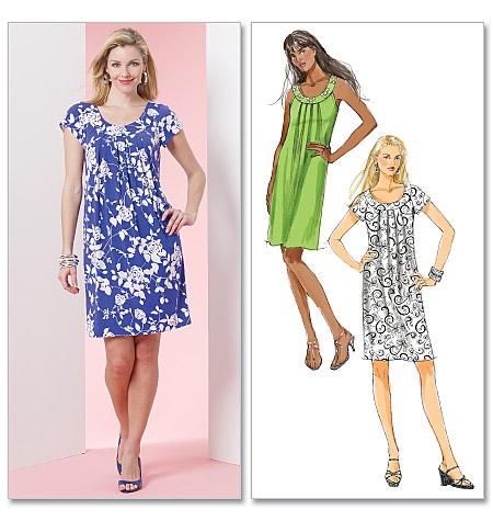 Butterick Misses' Dress 5488