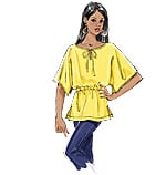 Butterick 5496 Pattern ( Size LRG-XLG-XXL )